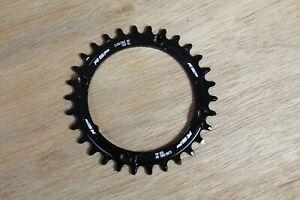 RSP Bike Cling Ring 104 BCD 30T Black