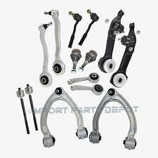 Mercedes Front Control Arm Ball Joint Bushing Tie Rod Sway Bar Link Kit W220 x14