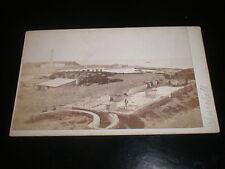 Cdv old photograph Churchill Manitoba Canada Francis Frith c1870s