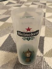 RARE & collectible Official Heineken Rugby World Cup 2015 Plastic Pint Glass