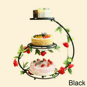 Cake Stand High-end Wedding Birthday Party Display Stand 3 Layers