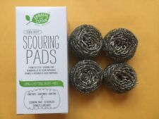 Amway Legacy of Clean Scrub Buds Scouring Pads - 4 Pads