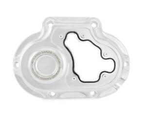 ROLAND SANDS DESIGN CLUTCH COVER FOR V-TWIN, CLARITY CABLE 0177-2022-CH