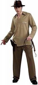 Rubie's Men's Indiana Jones Costume Adult XL