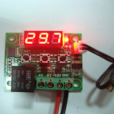 For Arduino DC12V -50-110℃ digital thermostat Cool Heat Temperature Controller