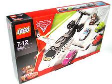 LEGO® Cars 8638 Jagd nach dem Agenten-Jet NEU OVP Spy Jet Escape NEW MISB NRFB
