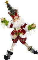 "Mark Roberts Elves - North Pole Holly Elf 51-05614 Medium 22.5"" Figurine"