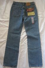 LEVIS 517 Boot Cut VTG Women's 13 X 34.5 Hi Rise Medium Denim Mom Jeans NOS USA