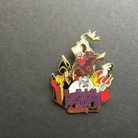 WDW - Thanksgiving 2004 - The Villains Jafar Ursula & Gaston LE Disney Pin 34484
