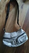 Poodlebag Crossbody silber Hand Tasche pink poodle German Couture silver Pudel