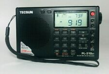 TESTED TECSUN PL-310ET FM/SW/MW/LW DSP RECEIVER WITH ETM SCAN