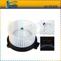 HVAC Heater Blower Motor w/Fan Cage for Mitsubishi Mazda Toyota Car ABS plastic