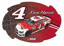 "NASCAR #4 Kevin Harvick swirl decal-Kevin Harvick STICKER-5""x6"""