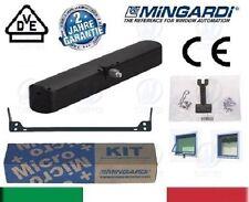 MOTORE A CATENA PER FINESTRE VASISTAS MINGARDI NERO MICRO+KIT AUTOMAZIONE WINDOW