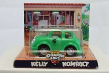 The Chevron Cars KELLY KOMPACT Green Volkswagen Very Collectable