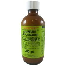 Benzemul Application 200Ml Treatment of Scabies and body lice
