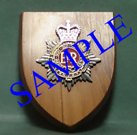 Royal New Zealand Corps of Transport, Coat of Arms Plaque - 1979 - 1996