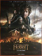 Affiche LE HOBBIT BATAILLE DES CINQ ARMEES Ian McKellen PETER JACKSON 40x60cm*
