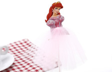 LITTLE MERMAID ARIEL Large Cake Cupcake Toppers Party Supply Disney Princess
