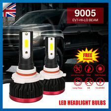 9005 HB3 LED Conversion Car LED Headlight Kit Bulbs 6500K Bulbs 21000LM Bright