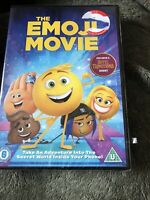 The Emoji Movie DVD (2017) Anthony Leondis cert U New And Sealed