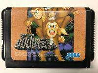 Juju Densetsu Sega Mega Drive Cartridge Only Japanese Clean Tested
