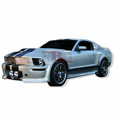 for Mustang 05-09 ford eleanor style Poly Fiber front bumper body kit