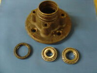 NEW TRIUMPH STAG FRONT HUB AND WHEEL BEARING  ASSEMBLY