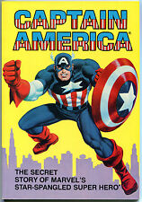 CAPTAIN AMERICA : SECRET STORY of..., NM, 1st, 1981, Jack Kirby,more CA in store