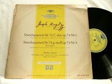 HAYDN String Quartet 72 & 74 Amadeus Quartett DGG mono LP