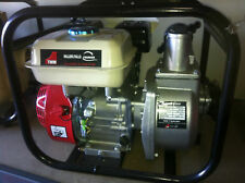 "Water Pump Fire Fighting Petrol  2"" high Pressure Millers Fall, pump"