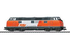 MÄRKLIN 37822: Schwere Diesellokomotive BR 221 der RTS, mfx+, Sound, NEU