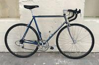 56cm Adam's Signature steel road bike Sakae fork Shimano Dura-Ace Mavic