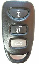 Kia Optima keyless entry remote key FOB transmitter OSLOKA-310T PHOB alarm OEM