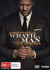 Wrath of Man : NEW DVD