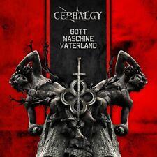 CEPHALGY Gott Maschine Vaterland CD 2017