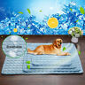 Pets Self Cooling Mat Non-Toxic Cooling Bed Cusion Pad for Summer Dog Cat Puppy