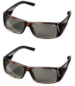2x PACK Hama 3D Brille Polfilter-Brille passiv polarisiert für 3D-TV Kino Beamer