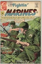 Fightin' Marines #77 November 1967 VG/FN Bug-Out