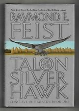 Talon of the Silver Hawk, Conclave of Shadows 1, Raymond Feist, 1st prt 1st edt