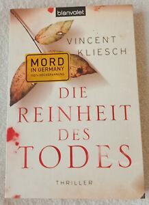 Vincent Kliesch - Die Reinheit des Todes