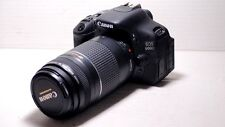 canon ef 75-300mm usm zoom lens for 200d 100d 750d 700d 650d 600d 550d 500d 450d