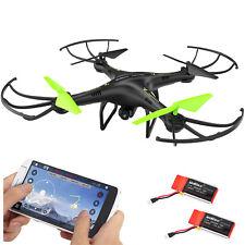 Petrel U42W FPV Drone RC Quadcopter w/HD Camera Live Video One Key Off / Landing