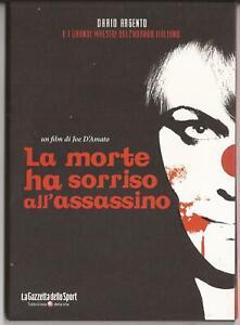 La morte ha sorriso all'assassino, dvd editoriale, Joe D'amato, 1973 horror