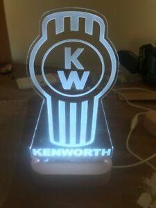 Kenworth truck LED sign light 300mm high