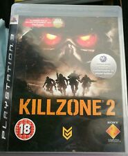 Killzone 2 Sony Playstation 3 PS3 Game Boxed Near Mint Condition