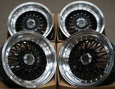"ALLOY WHEELS X 4 17"" BPL RS FIT FORD B MAX ESCORT FOCUS MONDEO PUMA SIERRA 4X108"