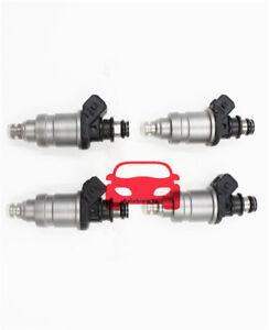 Fuel Injector 06164P06A02 For Honda Civic Del Sol S SI 1.5L 1.6L D16A3 D15B7
