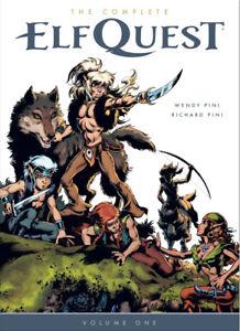 COMPLETE ELFQUEST volume one - Dark Horse - NEW, SIGNED!