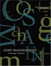 MP Cost Management: A Strategic Emphasis w/ Online Learning Center w/ PW Card